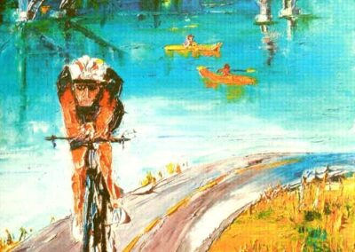 Historic Folsom Amgen Tour 2014 Poster