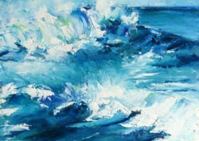Carmel March Surf