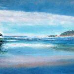 Gold Beach Reflection