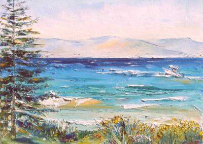 Tahoe Color Glenbrook