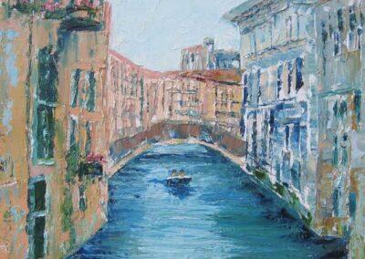 Venice from Bridge
