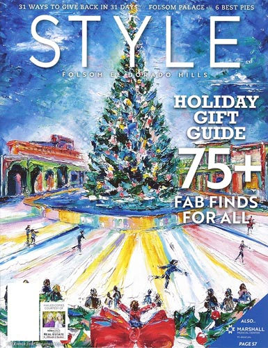 """Style Magazine COVER - December 2018"